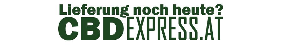 CBD Blüten & mehr noch heute geliefert? cbdexpress.at