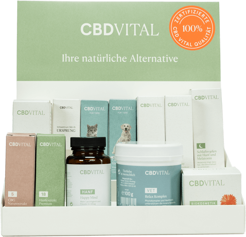 CBD Kosmetik Set