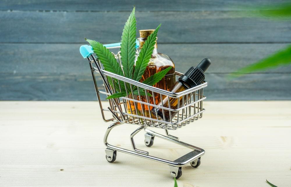 CBD-Legalität Konsumenten
