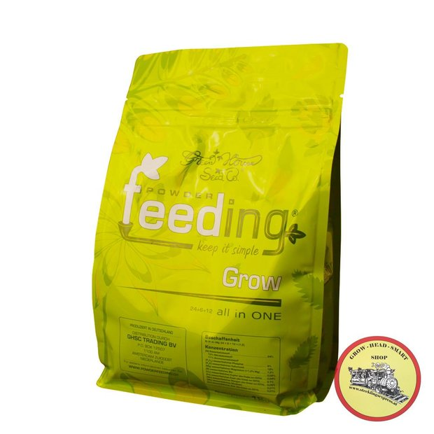 Greenhouse Powder Feeding Grow 500g 1 Box (50x10g)