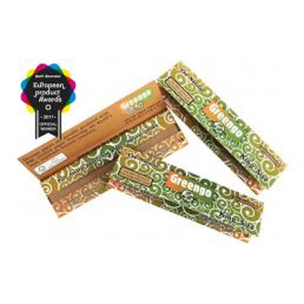 Greengo King Size Wide Papers