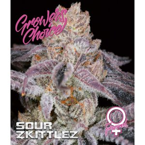 Growers Choice Sour Zkittlez