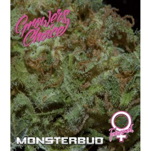 Growers Choice Monsterbud