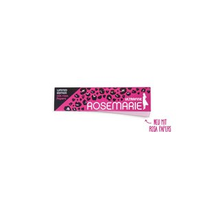 ROSEMARIE Ultrafine King Size Slim Papers