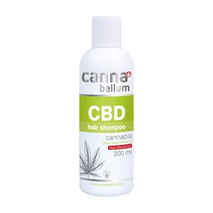 Cannabellum CBD hair shampoo 200ml
