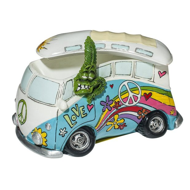 CANNABUDS Stash Box VW T1 Bully