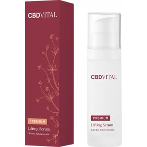 CBD Vital Bio Naturkosmetik - Lifting Serum 30ml
